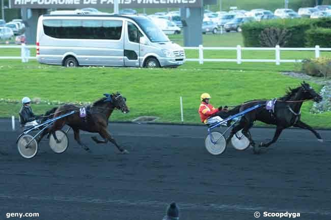 04/01/2015 - Vincennes - Prix de Lille : Arrivée