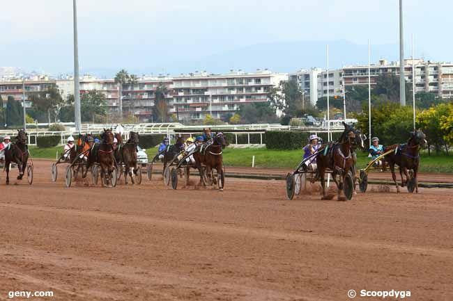 11/01/2017 - Cagnes-sur-Mer - Prix de la Côte d'Or : Arrivée