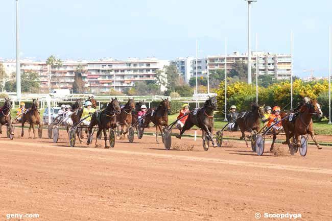 17/02/2017 - Cagnes-sur-Mer - Prix de Barcelone : Arrivée