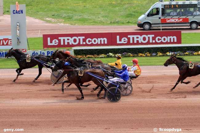 17/05/2017 - Caen - Prix Georges Dreux : Arrivée