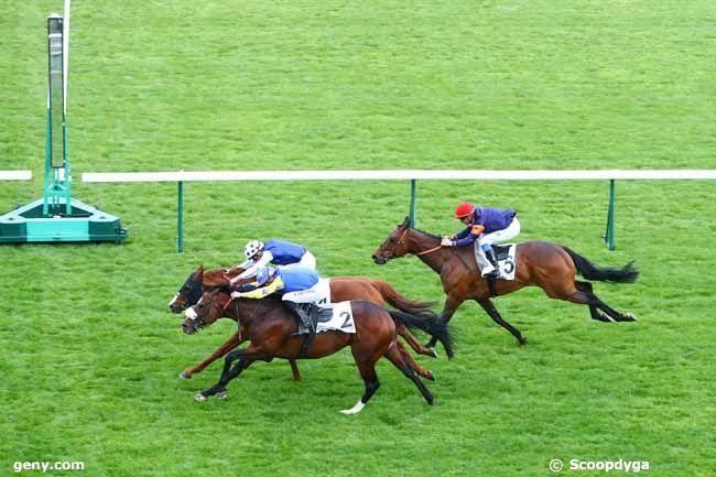 16/05/2019 - ParisLongchamp - Prix de Vaugirard : Arrivée