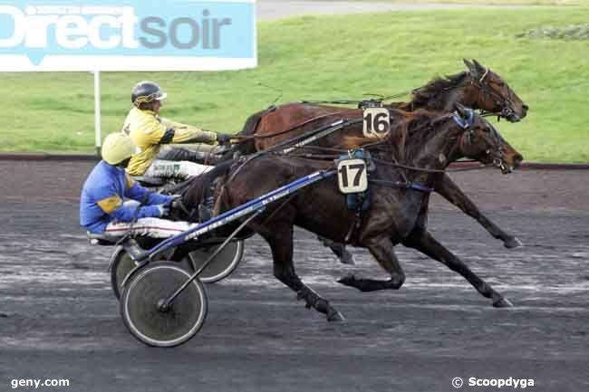 29/12/2009 - Vincennes - Prix de Salvanhac : Arrivée