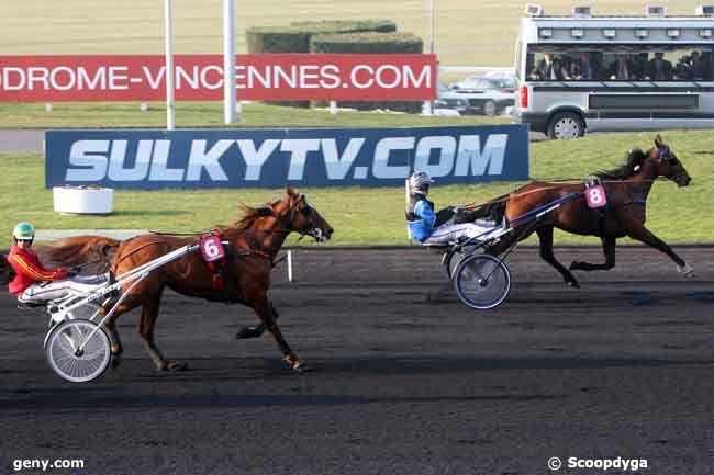 05/03/2011 - Vincennes - Prix de Séléction : Arrivée