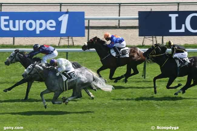 19/04/2011 - ParisLongchamp - Prix de la Place Vendôme : Arrivée