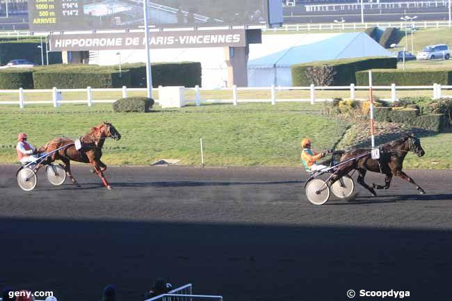 04/02/2012 - Vincennes - Prix de Sauternes : Arrivée