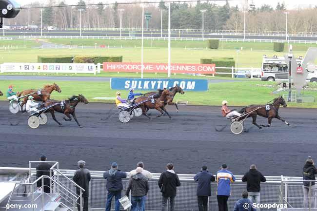 02/01/2013 - Vincennes - Prix de Poitiers : Arrivée