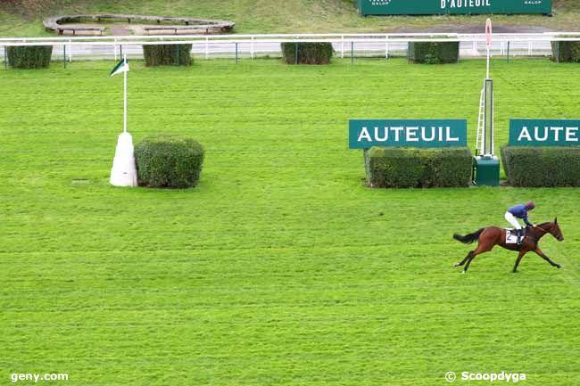 09/10/2019 - Auteuil - Prix Bison Futé : Arrivée