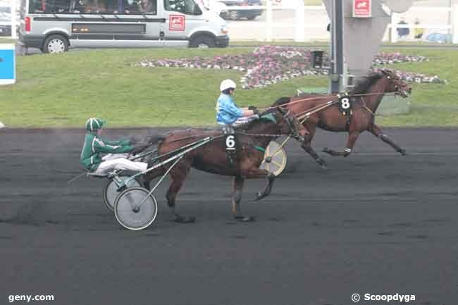 31/01/2011 - Vincennes - Prix de Rethel : Arrivée