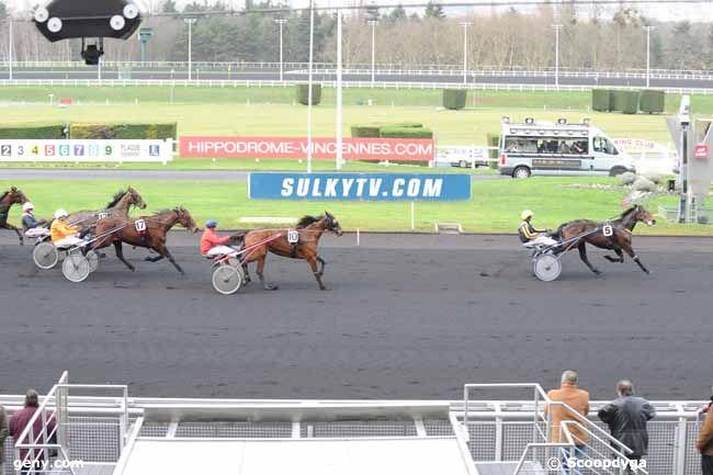 02/01/2013 - Vincennes - Prix de Lignières : Arrivée