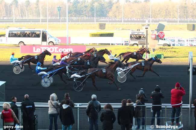 21/01/2017 - Vincennes - Prix de Brest : Arrivée