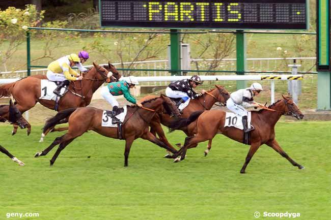 31/08/2017 - Saint-Cloud - Prix Teddy : Arrivée