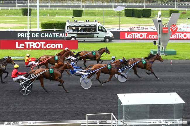 14/04/2018 - Vincennes - Prix de Château-Gaillard : Arrivée