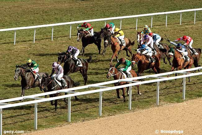 04/02/2011 - Pau - Prix Annie Hutton : Arrivée