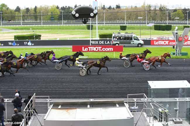 14/04/2018 - Vincennes - Prix de la Lorraine : Arrivée