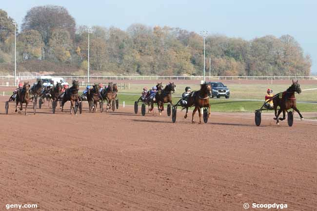 21/11/2018 - Rouen-Mauquenchy - Grand National du Trot Paris-Turf : Arrivée