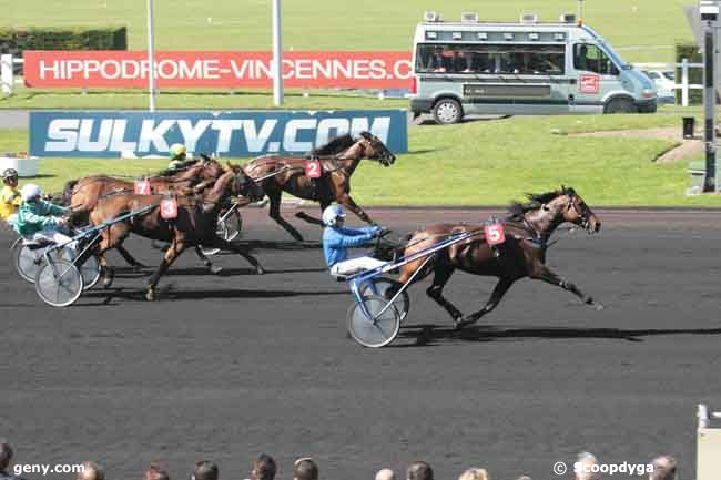 09/04/2011 - Vincennes - Prix du Tréport : Arrivée
