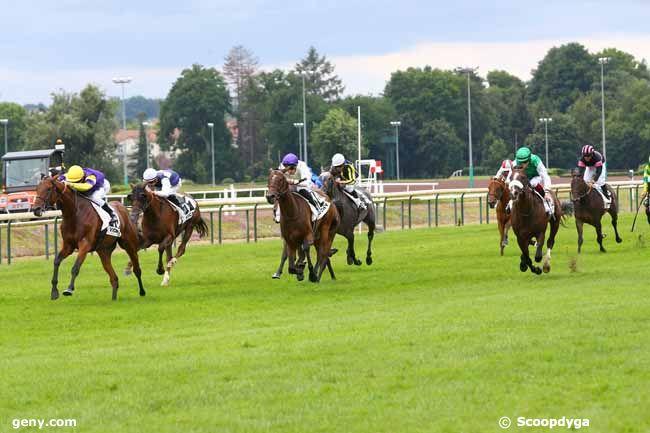 20/07/2017 - Vichy - Prix Burgos : Arrivée