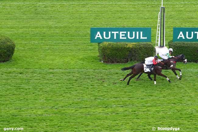 24/03/2019 - Auteuil - Prix le Touquet : Arrivée