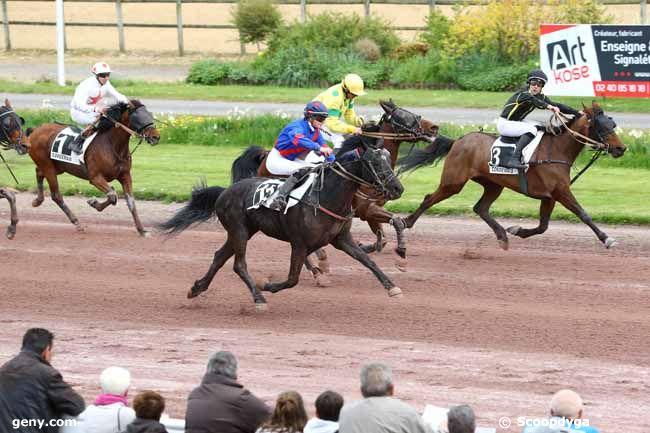 17/04/2019 - Cordemais - Prix de la Ville de Malville : Arrivée