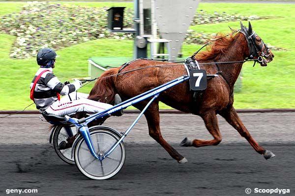 13/01/2011 - Vincennes - Prix de Mauriac : Arrivée