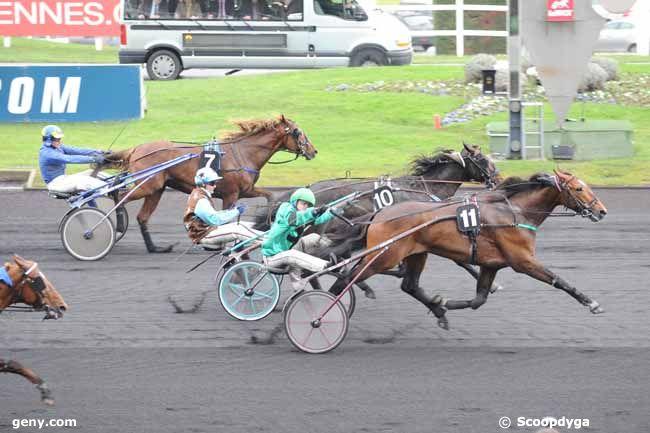 12/01/2013 - Vincennes - Prix de Croix : Arrivée