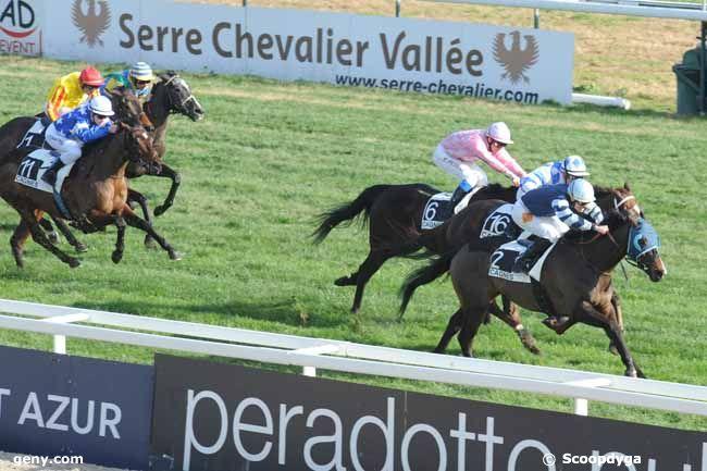 16/01/2013 - Cagnes-sur-Mer - Prix Charles Gastaud : Arrivée