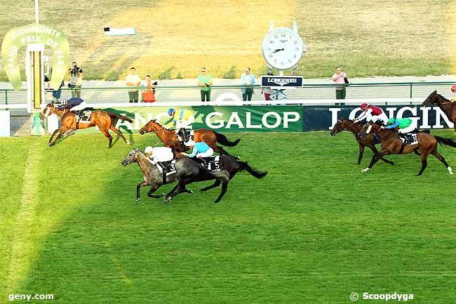 14/07/2015 - ParisLongchamp - Prix de Vaugirard : Arrivée