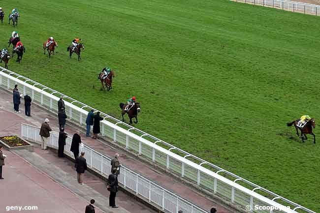 07/04/2009 - Auteuil - Prix Rose Or No : Arrivée