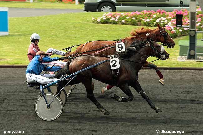 18/06/2010 - Vincennes - Prix Eudora : Arrivée