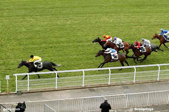04/04/2013 - Maisons-Laffitte - Prix Djebel : Arrivée