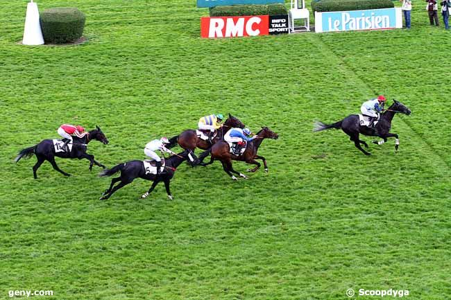 16/05/2015 - Auteuil - Prix le Gualès de Mézaubran : Arrivée
