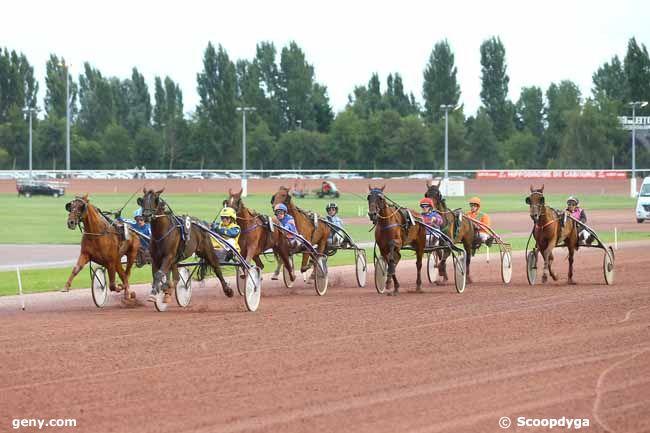 24/08/2018 - Cabourg - Prix d'Argentan : Arrivée