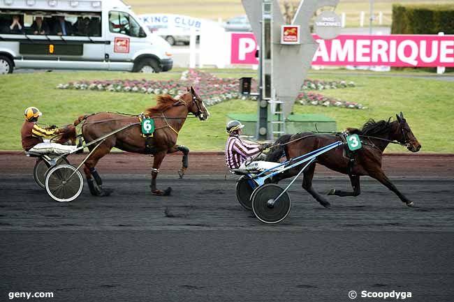 05/02/2009 - Vincennes - Prix de la Nièvre : Arrivée