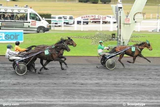 06/01/2011 - Vincennes - Prix de Poitiers : Arrivée