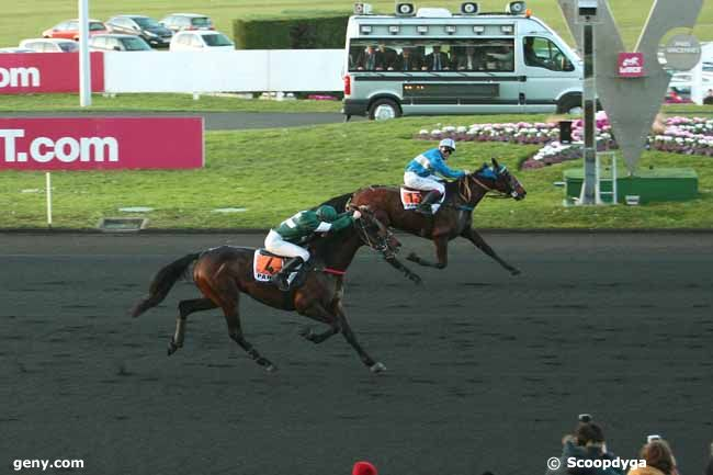 07/02/2016 - Vincennes - Prix de l'Ile de France : Arrivée