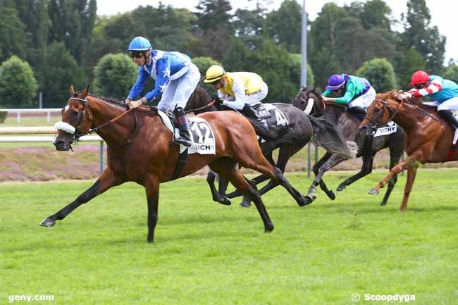 20/07/2017 - Vichy - Prix Makalu : Arrivée
