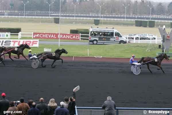 01/01/2008 - Vincennes - Prix du Croisé-Laroche : Arrivée