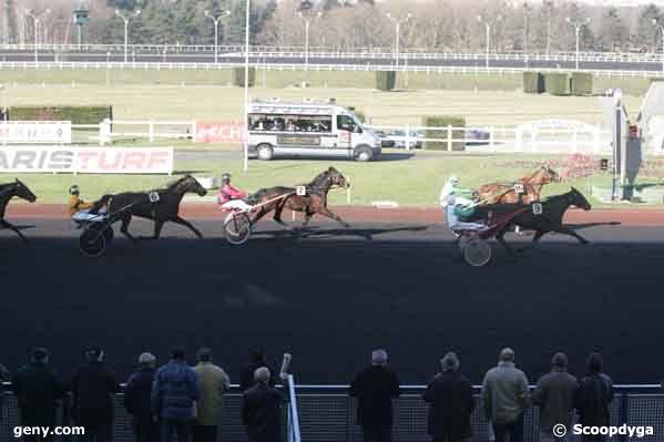 07/02/2008 - Vincennes - Prix de la Nièvre : Arrivée
