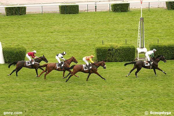 25/06/2008 - Auteuil - Prix Chinco : Arrivée