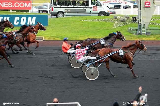 31/12/2011 - Vincennes - Prix de Bar-le-Duc : Arrivée
