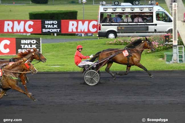 24/06/2016 - Vincennes - Prix Hygica : Arrivée