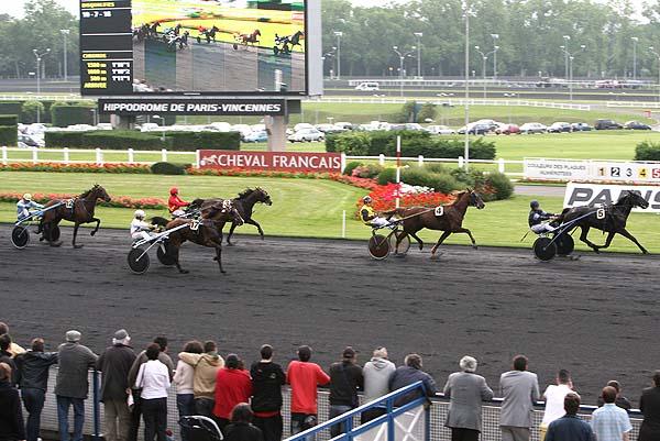 22/05/2007 - Vincennes - Prix du Crépuscule : Arrivée