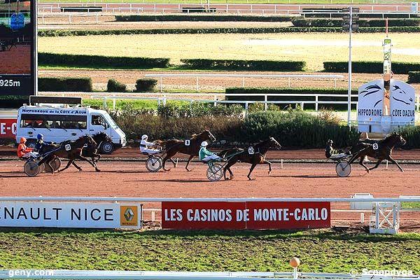 15/01/2010 - Cagnes-sur-Mer - Prix de la Côte d'Azur : Arrivée