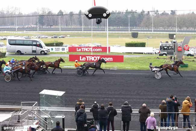 08/01/2017 - Vincennes - Prix de Lille : Arrivée