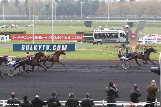 07/04/2012 - Vincennes - Prix du Tréport : Arrivée
