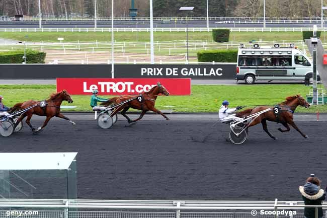 13/02/2018 - Vincennes - Prix de Gaillac : Arrivée