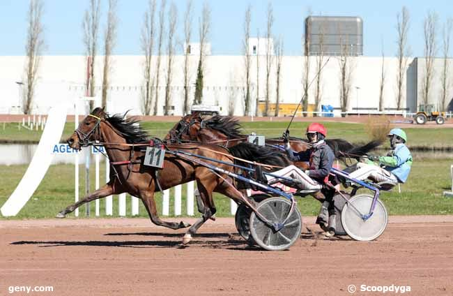 20/03/2019 - Agen-Le Passage - Grand Prix Baron d'Ardeuil Aoc Buzet : Arrivée