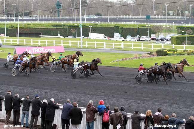 21/03/2015 - Vincennes - Prix Jean Cabrol : Arrivée