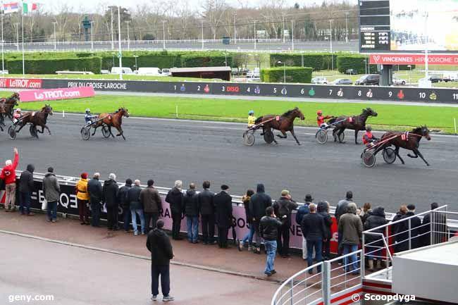 01/01/2018 - Vincennes - Prix du Croisé-Laroche : Arrivée