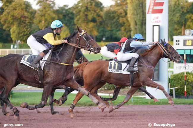 09/10/2019 - Enghien - Prix du Jardin du Luxembourg : Arrivée